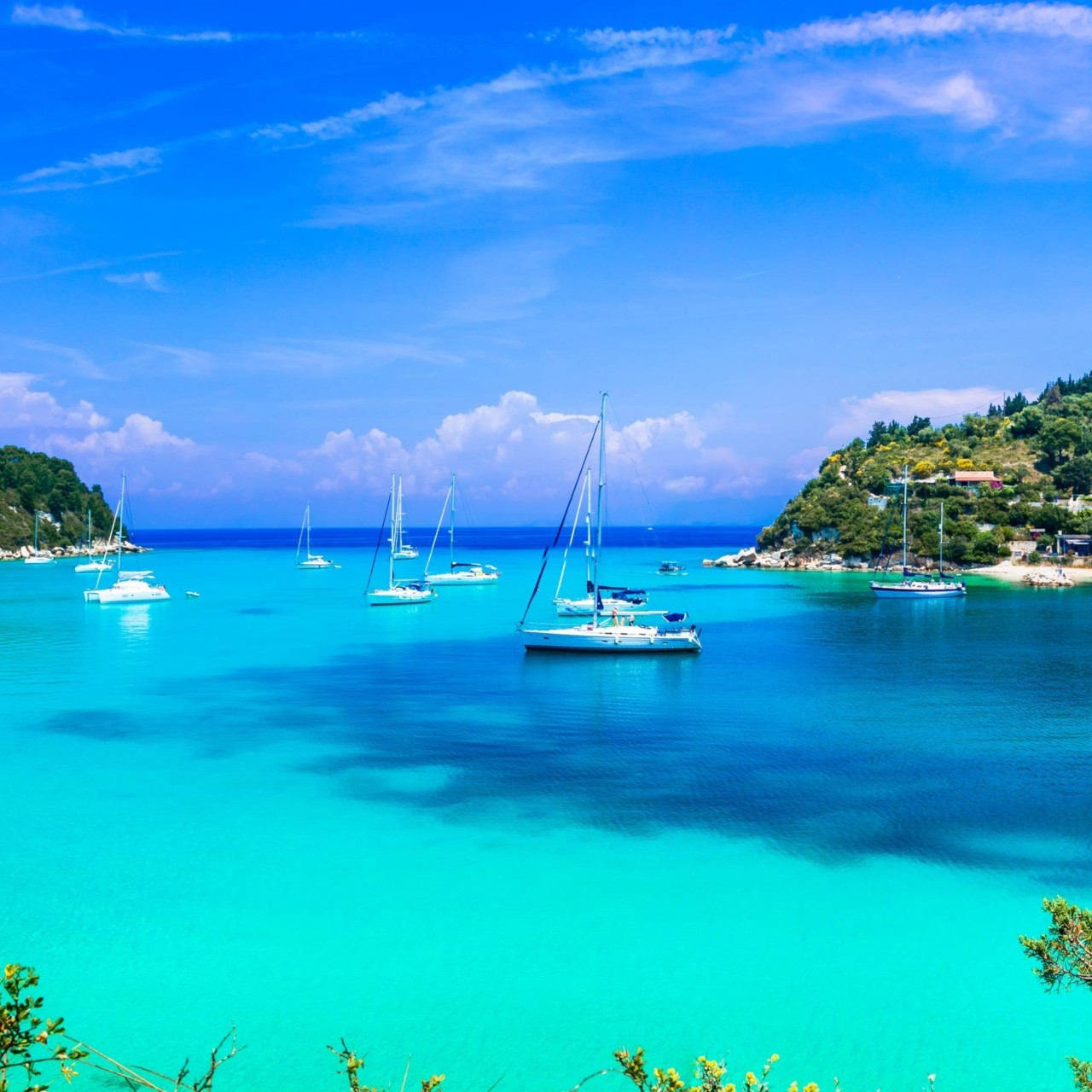 Paxos - Antipaxos Islands